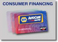 Consumer Financing | Quality 1 Auto Service Inc